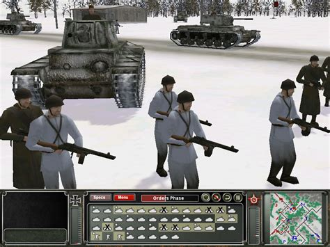 panzer commander demos pc panzer command operation winter storm demo megagames