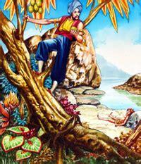 ali baba en el cafe de komaki sinbad the sailor nadir quinto at the illustration