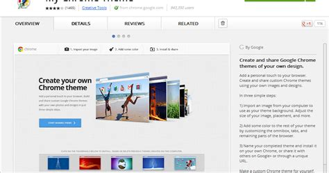 create theme for google chrome online create your own theme on google chrome ycenter it network