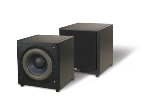 acoustics xp12 200 12 inch active subwoofer black