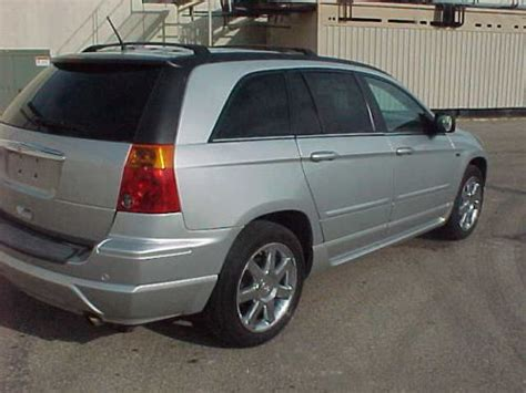 2008 Chrysler Pacifica Touring by Purchase Used 2008 Chrysler Pacifica Touring In 105 West