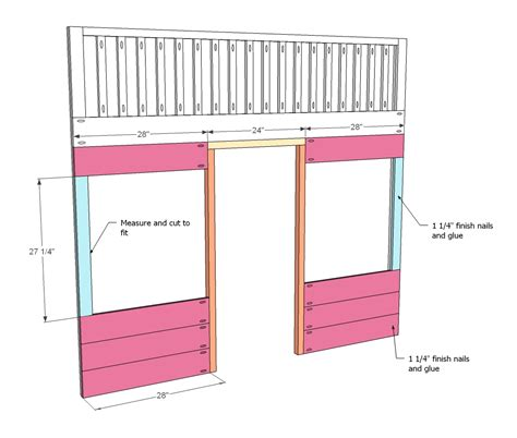 cottage loft bed ana white little cottage loft bed diy projects