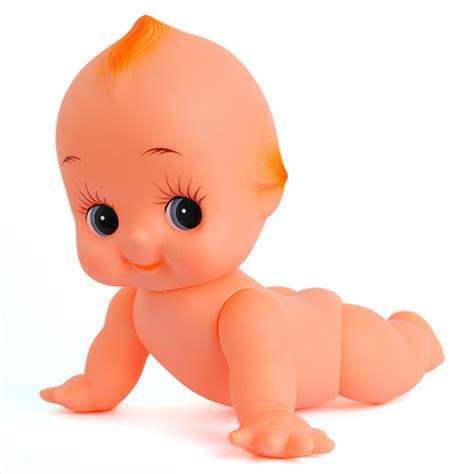 kewpie baby kewpie doll baby cupie vintage cameo figurine rubber