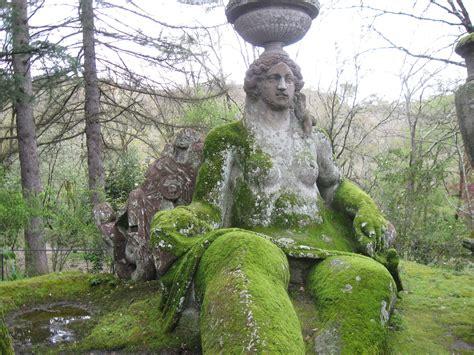 i giardini di bomarzo meravigliosi giardini il parco dei mostri di bomarzo fito