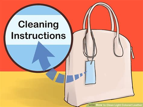 how to clean light colored microfiber 3 ways to clean light colored leather wikihow