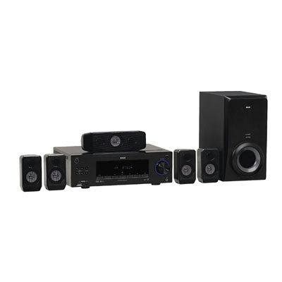 rca rt2770 5 1 channel 1000 watt receiver home theater