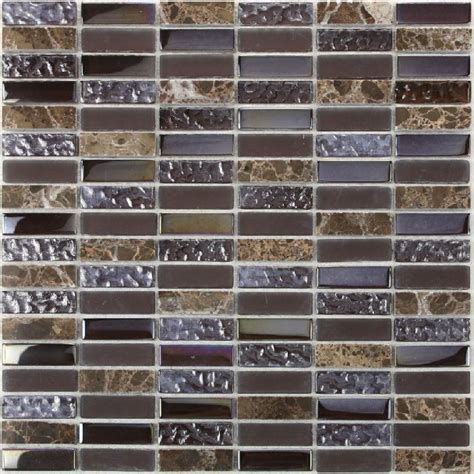 Mosaic Tile Backsplash Design Decor Glass Mosaic Kitchen Backsplash Tiles Sgmt034