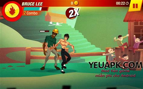 bruce lee android game mod apk bruce lee hd mod tiền game v 245 thuật l 253 tiểu long cho android