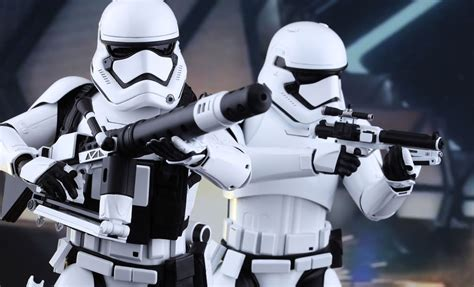 Sale Topeng Stormtrooper Starwars wars order stormtroopers sixth scale figure set