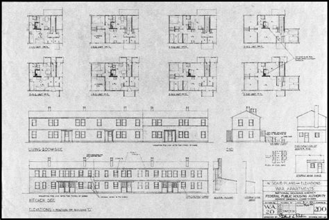 are house floor plans public record hyperwar world war ii records in the cartographic and
