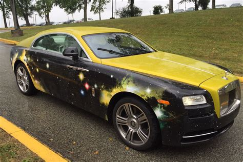 roll royce steelers jets receiver marshall issues vehicular challenge to