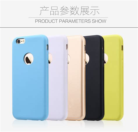 Usams Merly Series Soft Blue For Iphone 7 4 7 usams apple iphone 6 4 7 inch back cover high quality