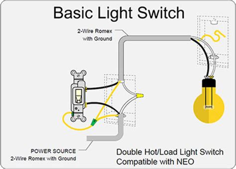 diagram of how a light switch works efcaviation
