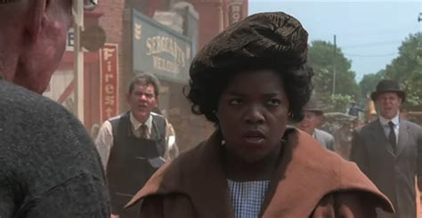 oprah the color purple color purple musical coming from steven spielberg