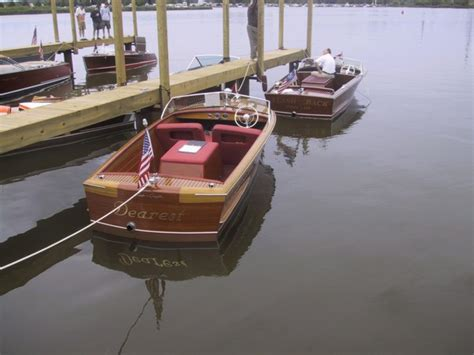 wooden boat year wooden boat show in spring lake to celebrate 15th year