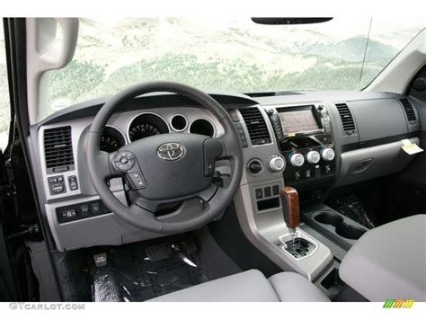 Toyota Tundra Limited Interior by Graphite Interior 2013 Toyota Tundra Limited Crewmax 4x4