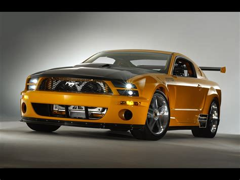 Ford Mustang by World Of Cars Ford Mustang Information And Review