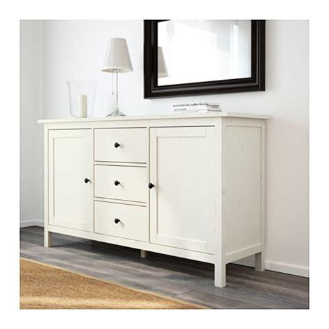 kredenz ikea hemnes sideboard white stain 157x88 cm ikea