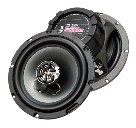 Speaker Subwoofer Mohawk mohawk mc 625 6 5 2 way coaxial speakers