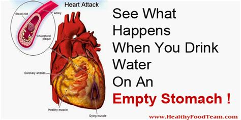 What Happens To Your When You Detox From by See What Happens When You Drink Water On An Empty Stomach