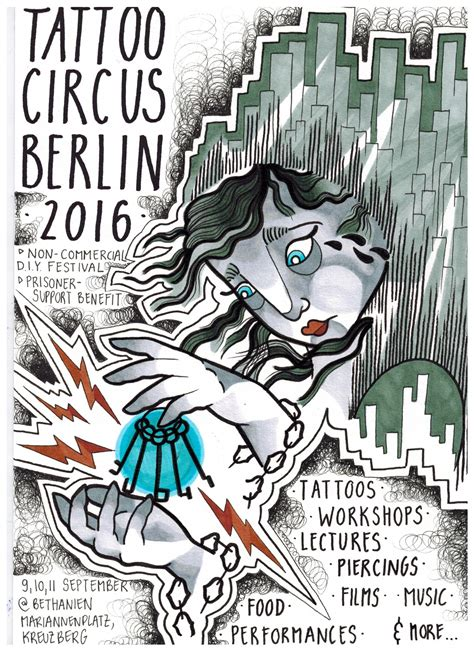 circus tattoo author circus berlin