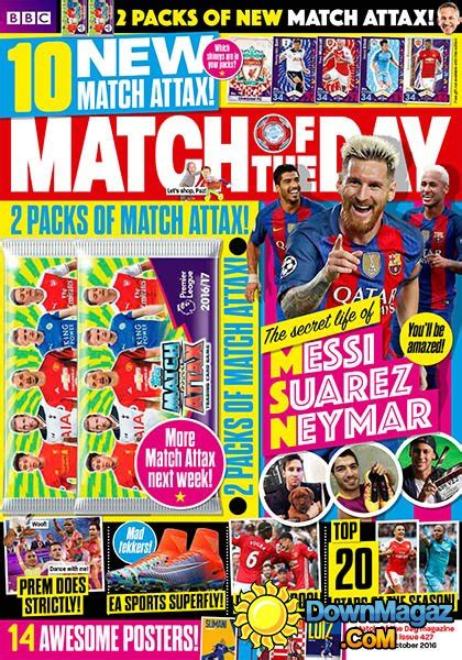 Magazine Presents News Of The Day by Match Of The Day 4 October 2016 187 Pdf Magazines