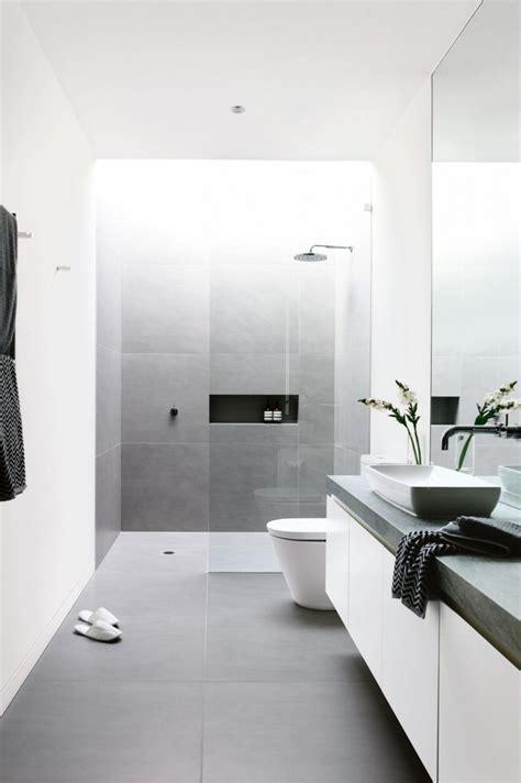 bagno lungo arredare un bagno lungo e stretto