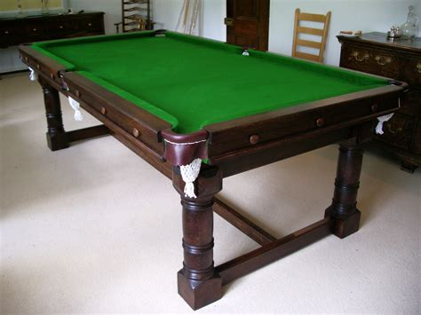 Snooker Dining Table Uk Snooker Dining Table Diners Pool Dining Tables Est 1910