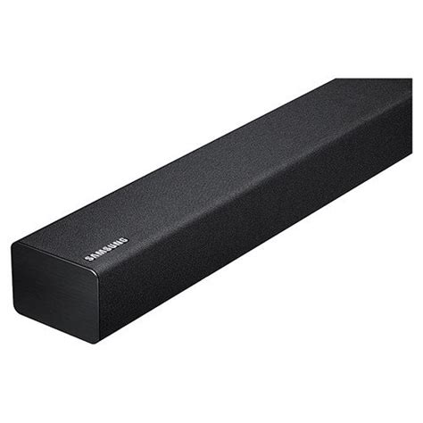 samsung 2 1 channel 130 watt wireless sound bar with