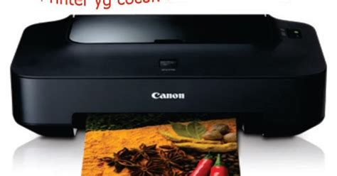 Printer Canon Beserta Gambar printer yang cocok untuk mahasiswa dahlan epsoner