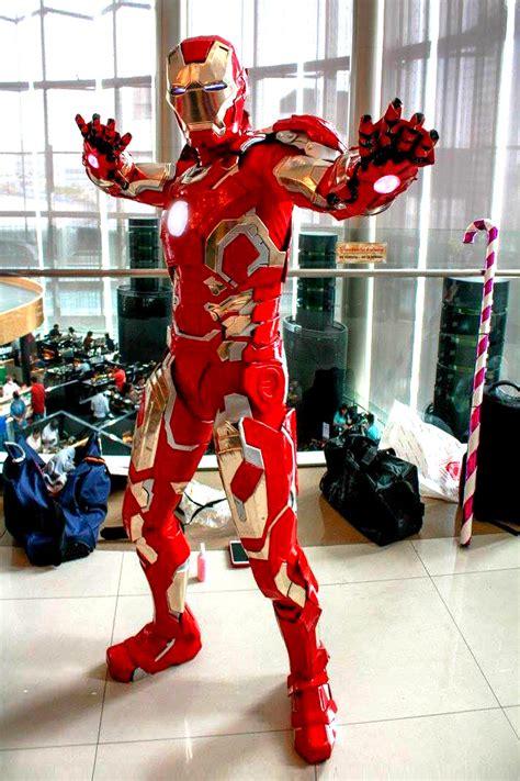 iron man mark cosplay oucd deviantart