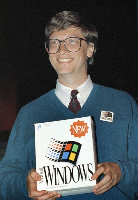 Tameng Depan Smash New 2006 Win the dumbest things bill gates said business insider