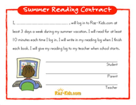 summer reading resources to stop the summer slide raz kids
