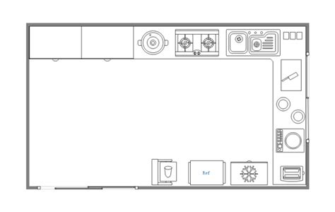 kitchen design template 28 kitchen design plans template ezblueprint