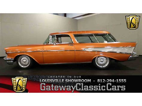 nomad car 1957 1957 chevrolet nomad for sale classiccars com cc 952030