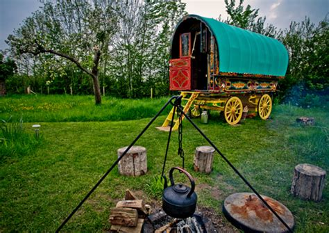 Little Cabin Plans A Gypsy Caravan In Rural Somerset A Weekend Away For