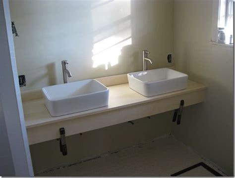 Diy Floating Vanity by Diy Floating Vanity Bathrooms I Could Bathe In