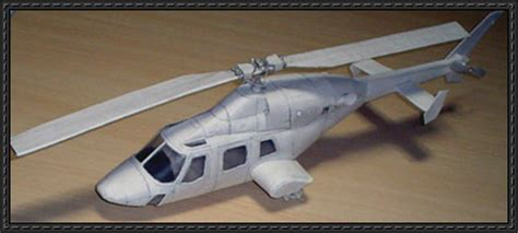 Helicopter Papercraft - airwolf papercraftsquare free papercraft