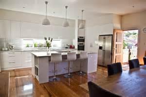 Sleek Kitchen Sleek Streamlined Elegance Modern Kitchen Other