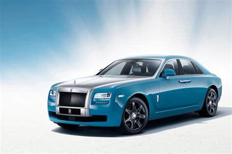 rolls royce ghost alpine trial centenary luxuo luxury