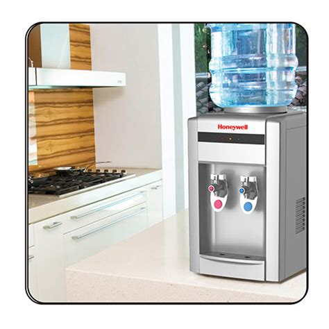Dispenser Honeywell honeywell hwb2052s2 21 inch tabletop water cooler