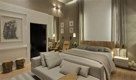 escritorio quarto de hospedes quarto de h 243 spedes residencial galeria da arquitetura