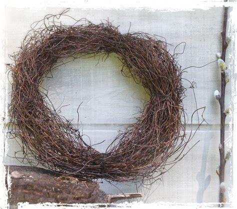 diy twig wreath rattan twig wreath diy wreath making base form blank