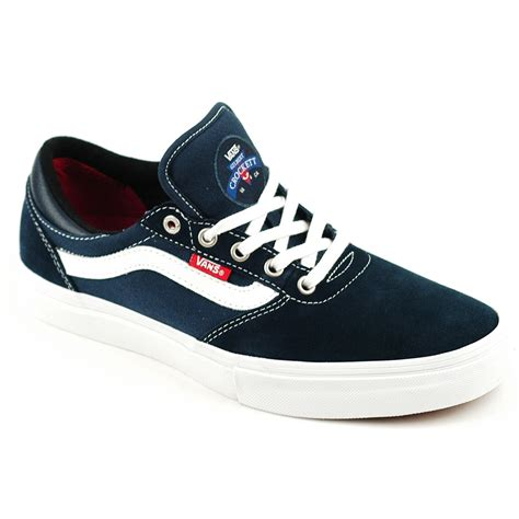 Harga Vans Crockett Pro 2 vans gilbert crockett pro navy white forty two