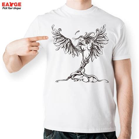tattoo design t shirts sexy angel showing wings t shirt design inspired by