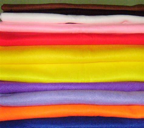 Kain Flanel Lembaran Ukuran 93 Cm X 100 Cm jualan aneka macam kain flanel