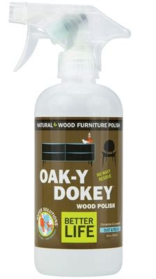 better life oak y dokey wood furniture polish 89545400211