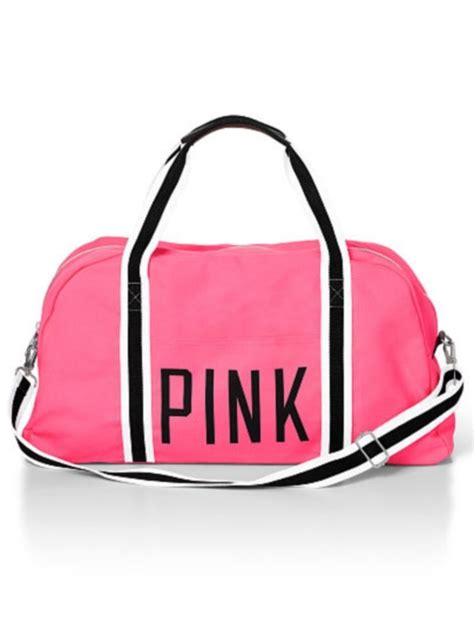 Bag For Pink pink duffle bag all fashion bags
