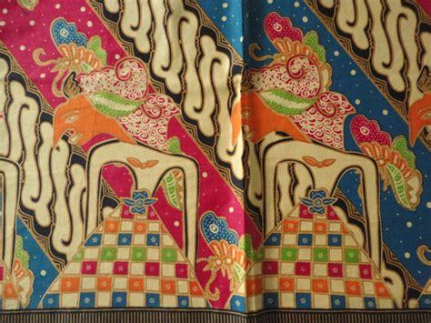 Kain Wayang kain batik motif wayang warna 03 pusat grosir batik