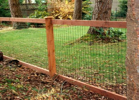 10 welded wire fencing welded wire fence welded wire fence redwood fence with